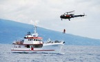 Les trois naufragés de l'atoll de AMARU sont toujours recherchés