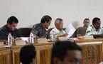 Réponse de M.Gaston Tong Sang à la question de M. Teiki PORLIER relative à la situation économique et sociale du Pays