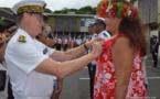 Police nationale : Temarii, Collin et Titaina ont reçu la médaille d'honneur