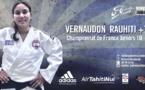 """Judo - Championnat de France Junior : """" Cela n'est pas passé """" pour Rauhiti Venaudon"""