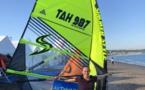 Windsurf - Yokosuka Beach PWA : Un début de compétition difficile pour Mathilde Zampieri