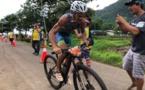 Triathlon Nature - Xterra Tahiti 2018 : Teva Poulain 5e, juste derrière les pros