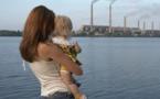 Un bébé sur 100 en sous-poids à cause de l'air pollué