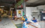La grève continue à Tikitea