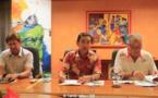 """Golf - Tahiti Golf Open : """" Un parcours très intéressant au niveau tactique """""""