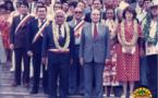 Carnet de voyage - Rurutu : il y a  28 ans, F. Mitterrand découvrait Ana A'Eo