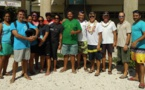 Secourisme - Tuamotu : Un examen BSA à Hao