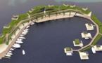 Le projet d'île flottante cherche un nouveau pays hôte