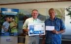 "EDT soutient le projet ""O Tahiti Nui Freedom""."