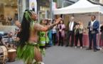 La deuxième édition du marché polynésien a ouvert ses portes à Paris