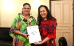 Ministère du Travail : Tea Frogier passe le relais à Nicole Bouteau
