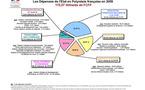239 milliards de F CFP dépensés par l'Etat en Polynésie française en 2009, dont 175,57 au titre des interventions budgétaires directes