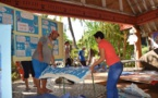Faa'a : l'eau dans tous ses états, vue par les enfants
