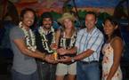 Les Ambassadeurs Coca-cola à la recherche du bonheur à Tahiti