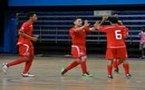 OFC Futsal Championship à Fiji: l'équipe Tahiti Nui enchaine les victoires!