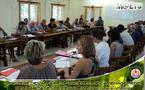 """Début des travaux en vue de l'élaboration d'une """"Charte sur les extractions"""" à Taravao"""