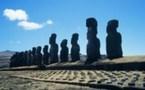 Flou artistique autour de l'intervention sur Rapa Nui