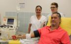 """""""Je donne mon sang pour sauver des vies"""""""