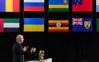 Le Mondial-2026, le premier à 48 équipes, attribué au trio Etats-Unis/Canada/Mexique