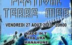 CONCERT FESTIVAL TERRE MER REPORTE AU VENDREDI 27/08 - 20H00