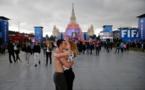 Mondial-2018 - la tension monte dans la fan-zone de Moscou