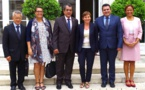 Le toilettage du statut discuté avec la ministre des Outre-mer