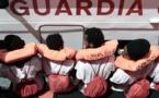 Deux noyés le week-end dernier quand l'Aquarius a secouru un bateau de migrants