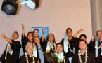 Six étudiants polynésiens diplômés de l'ESSEC
