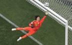 L'Allemagne, champion envoyé au tapis par le Mexique (0-1)