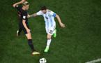 Messi au bord du gouffre, France et Croatie qualifiées