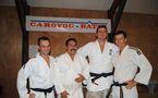 Inauguration de la salle budokan Judo à Pirae