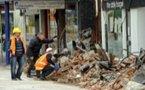 Christchurch (NZ): Deux jours après le séisme, les travaux s'organisent