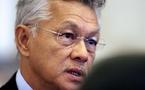 Gaston Tong Sang à Paris:pour un renforcement de la stabilité de la présidence polynésienne (actualisé)