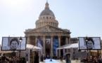 Page enfant : Simone Veil est entrée au Panthéon