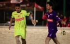 Beach Soccer - Opt Tour 2018 : Smith Tino découvre le beach soccer
