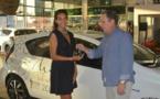 Vaimalama reçoit sa voiture