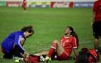 Foot féminin - Tahiti vs Cook : Victoire 3-1, dans la douleur
