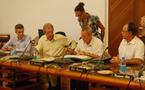 Punaauia: Signature de la convention de dématérialisation des Payes