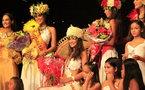 MISS POLYNESIE 2010: Félicitations à Mihilani Teixeira