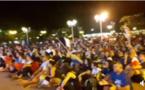 Coupe du monde : la place Vaiete prête pour la finale