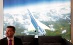 Un demi-siècle après le Concorde, une start-up vise un futur supersonique