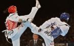 Deux compétitions internationales de taekwondo