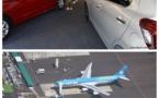 Depuis 15 ans : moins de voyages en avion et de voitures neuves