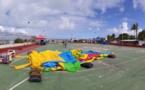 La Kaina Fun Games, des jeux à la locale à Kaukura