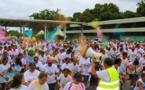 Une course colorée dimanche à Paea