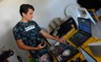 Le DJ tahitien HRH fait un tube sur Internet