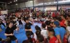 """Taekwondo - Championnats d'Océanie : """" Il faut rester sur cette image positive """""""