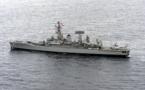 La frégate chilienne Almirante Lynch attendue à Papeete