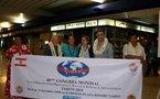 Le CIOFF France présent au congrès mondial du CIOFF à Tahiti.