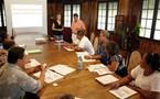 Réforme du financement des communes Formation des référents communaux des Australes